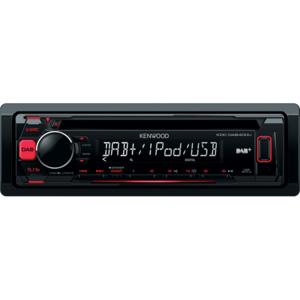 KENWOOD KDC-DAB400U Sintolettore CD con Tuner DAB+ integrato