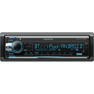 KENWOOD KDC-X5100BT Sintolettore CD/USB e Bluetooth