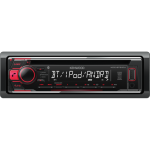 KENWOOD KDC-BT510U Sintolettore CD/USB e Bluetooth