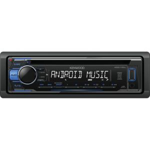 KDC-110UG Sintolettore CD/USB con illuminazione tasti blu