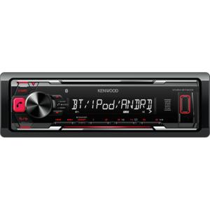 KENWOOD KMM-BT203 Digital Media Receiver with built-in Bluetooth
