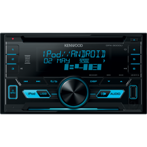 KENWOOD DPX-3000U Sintolettore CD 2DIN