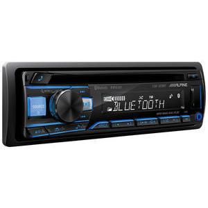 Alpine CDE-203BT - Autoradio Stereo CD USB Bluetooth 2 Pre Out