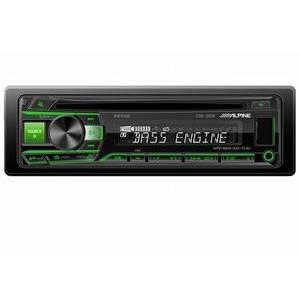 Alpine cde-201r - Sinto CD con controllo USB