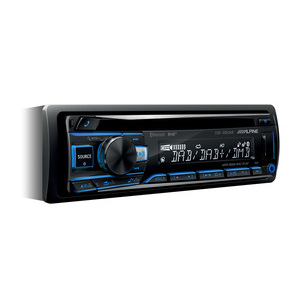 ALPINE CDE-205DAB - AUTORADIO DIGITALE CD/DAB/USB CON BT - C D E 205 DAB