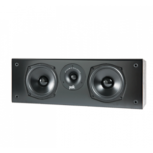 POLK AUDIO T30 CANALE CENTRALE 2 VIE REFLEX IN FRASSINO NERO