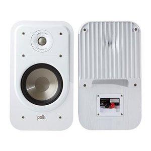 POLK AUDIO S20 Coppia di diffusori  2 vie REFLEX  colore bianco