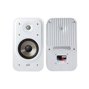 POLK AUDIO S20e Coppia di diffusori  2 vie REFLEX  colore bianco