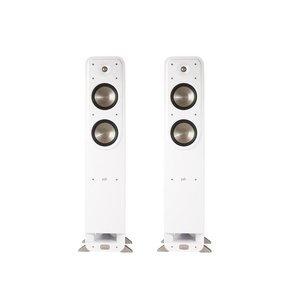POLK AUDIO S55 Coppia di diffusori da pavimento 2 VIE reflex colore bianco garanzia italia