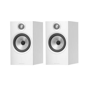 B&W 606 Coppia di diffusori da scaffale 2 vie - colore bianco