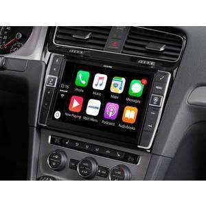 """ALPINE i902D-G7 9"""" Mobile Media System for Volkswagen Golf 7"""