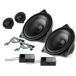 Audison APBMW K4M Kit 2vie tweeter midrange accessori per Bmw/Mini small basket