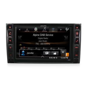 Alpine X800D-V447 Monitor touchscreen navigatore  8 pollici Per Mercedes Vito (447)