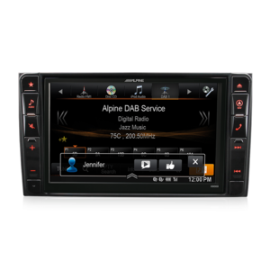 ALPINE X800D-S906 monitor-navi 8 pollici Mercedes Sprinter