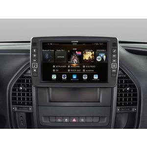 Alpine X902D-V447 Monitor  pollici Navigatore per mercedes Vito V447 Car Play Android Auto