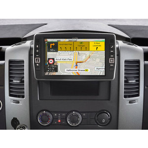 alpine x902d-s906 Monitor 9 pollici per Mercedes Sprinter 906 Apple car play e Android Auto