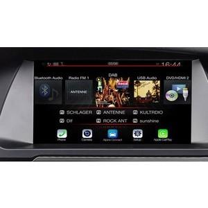Alpine X702D-A4 Monitor 7 pollici Navigatore Audi A4 Car Play Android Auto