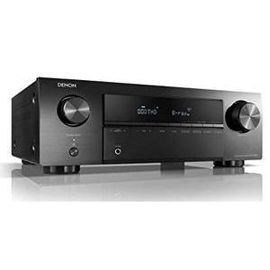 DENON AVR X250BT Sintoamplificatore 5ch 130 W/BT/4K /UHD /HDR