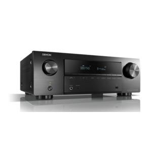 DENON AVR-X550BT Sintoamplificatore 5 ch AV 5.2 130 WATT CON BT 4K UHD HDR