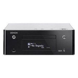 denon RCD-N9    Sintoamplificatore + Lettore CD network audio colore nero