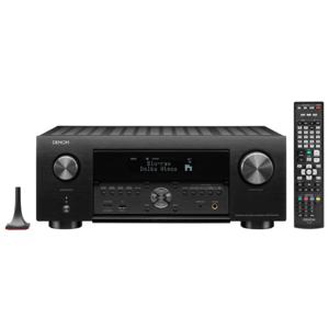 Denon AVR-X4500H Sintoamplificatore 9 canali colore nero