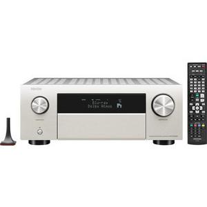 Denon AVR-X4500H Sintoamplificatore 9 canali colore silver