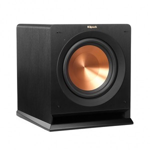 KLIPSCH RP-110WSW HD WIRELESS - SUBWOOFER WIRELESS ATTIVO BASS REFLEX