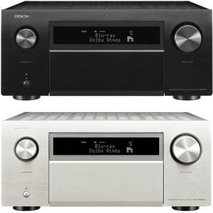Denon AVC-X8500H Amplificatore multicanale 13.2 canali (silver o nero)