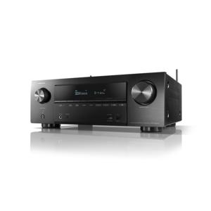 DENON AVR-X1600H Sintoamplificatore 7.2 canali 4K ultra HD Audio 3D e HEOS