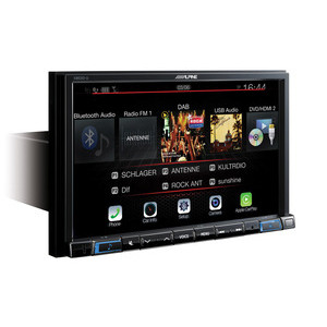 Alpine X803D-U monitor 8 pollici Navigatore Bluetooth DAB CarPlay Android/iPhone 1 din