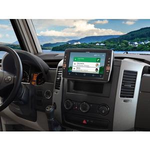Alpine X903D-S906 display 9 pollici per mercedes Sprinter navigazione iGo Primo Apple CarPlay/Android Auto
