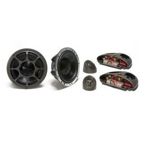 MOREL KIT ELATE TITANIUM Ti 602 2 VIE 165MM HIGH END