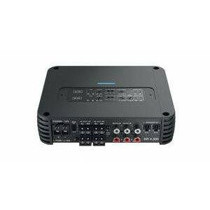 Audison SR 4.300 Amplificatore 4 canali 4x75W con crossover ultracompatto