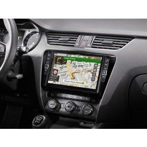 Alpine X903D-OC3 monitor 9 pollici per Skoda Octavia, navi integrato/bt/applecarpaly /android auto