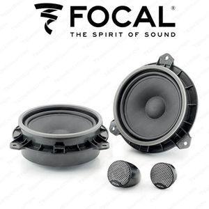 Focal IS TOY 165 TWU kit di altoparlanti a 2 vie dedicato per Toyota Fortuner