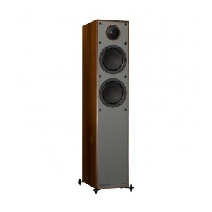 MONITOR AUDIO MONITOR 200 WALNUT COPPIA DI DIFFUSORI DA PAVIMENTO COLORE NOCE