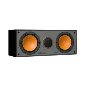 MONITOR AUDIO MONITOR C150 BLACK CANALE CENTRALE COLORE NERO