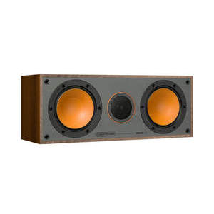 MONITOR AUDIO MONITOR C150 WALNUT CANALE CENTRALE COLORE NOCE