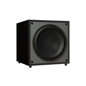 MONITOR AUDIO MONITOR MRW-10 BLACK SUBWOOFER COLORE NERO - STREPITOSO!!