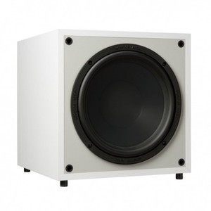 MONITOR AUDIO MONITOR MRW-10 WHITE SUBWOOFER COLORE NERO - STREPITOSO!!