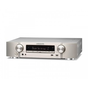 MARANTZ NR1510 Sintoamplificatore AV Ultra-Slim 5.2ch Online Music Streaming- COLORE ARGENTO