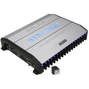 HIFONICS ATLAS Hybrid Amplificatore 3 canali ARX-3003 1800 Watt Max