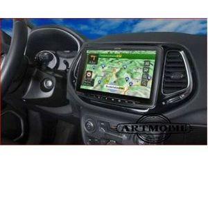 Alpine INE-F904JC Monitor 9 pollici con navi integrato dedicato a Jeep Compass