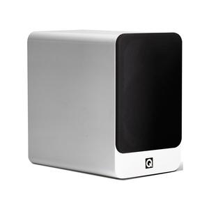 Q Acoustics Concept 20 coppia di diffusori da scaffale colore bianco high gloss