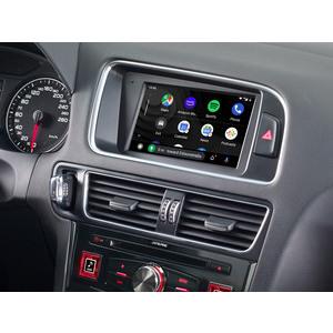 Alpine X703D-Q5 AUDI Q5 7pollici con DAB Bluetooth Navigazione appli CarPlay Android auto
