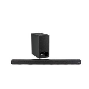 POLK Signa S3 Sistema di Soundbar per TV universale e subwoofer wireless con Chromecast integrato