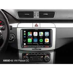 Alpine X803DC-U autoradio multimediale 8