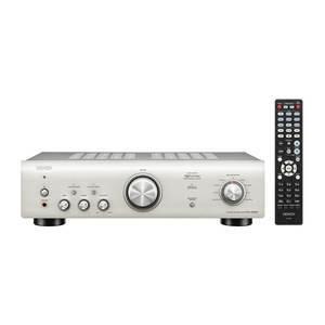 Denon PMA-600NE amplificatore 2 canali con BT - 70W Potenza per Canale SILVER - garanzia ufficiale Italia