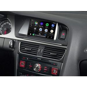 Alpine X703D-A4 autoradio 2 din per Audi A4 mappe TomTom Apple CarPlay e Android