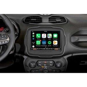Alpine X803D-RN Jeep Renegade monitor 8'' con navigazione CARPLAY ANDROID AUTO